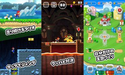 Super Mario Run アイキャッチ画像